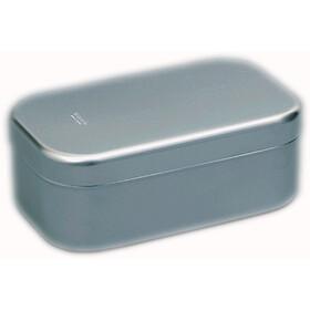 Trangia Caja para el pan - pequeño, aluminio Plateado